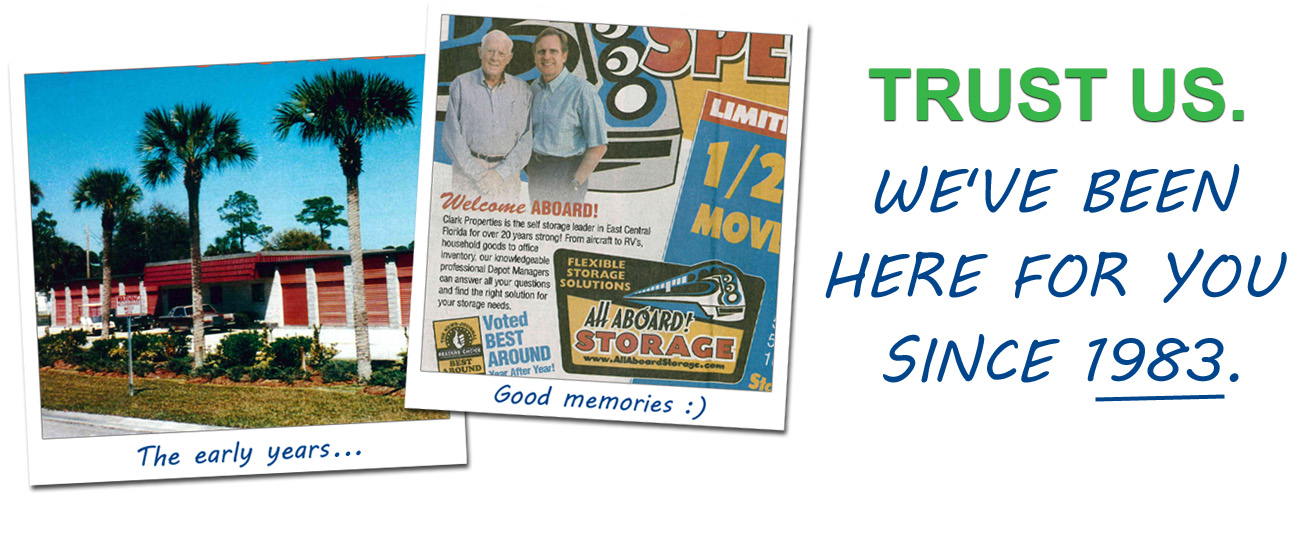 All Aboard Storage - Trusted Since 1983