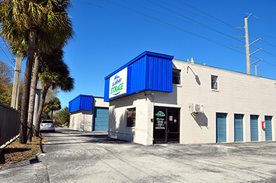 Exceptionnel Self Storage Units At 145 N Charles St Daytona Beach, FL 32114. All Aboard  ...