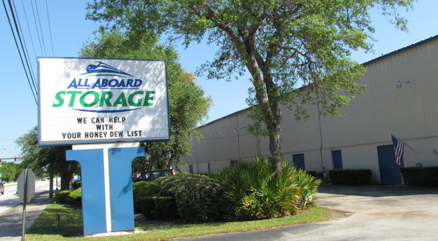 Ormond Depot Ormond Beach Fl 32174 All Aboard Storage