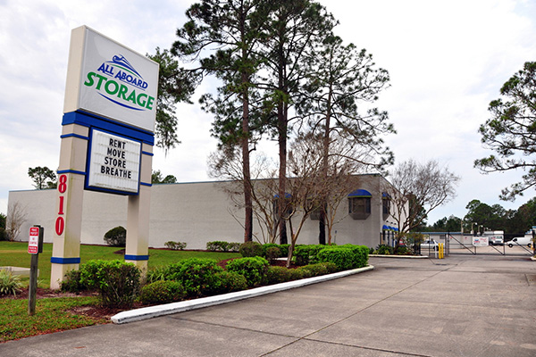 Beau Self Storage Units At 810 Jimmy Ann Dr Daytona Beach, FL 32117