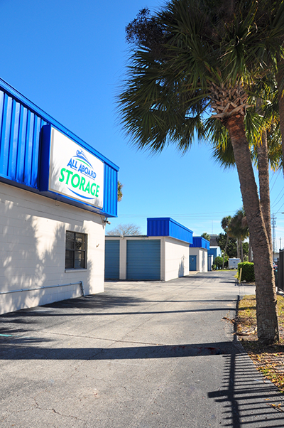 Beau Self Storage Units At 145 N Charles St Daytona Beach, FL 32114