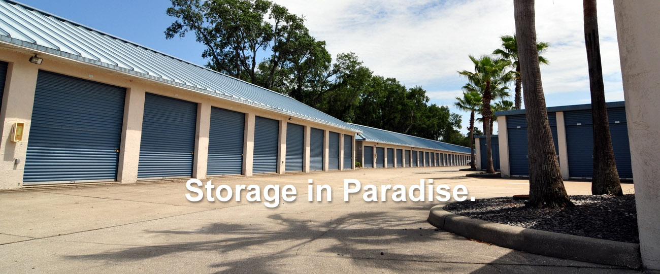 Storage Units Near Ormond Beach Florida
